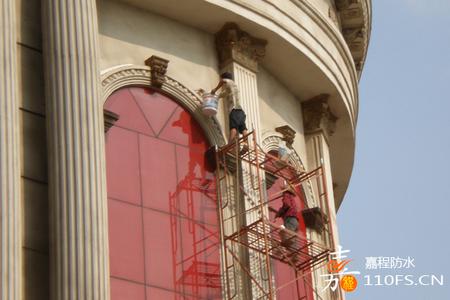 長沙涂料翻新,為我們的城市舊貌換新顏