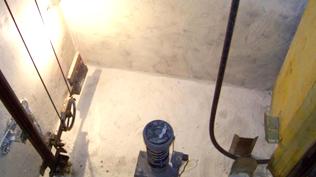 电梯井渗漏水治理方案一
